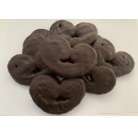 Palmeras con chocolate